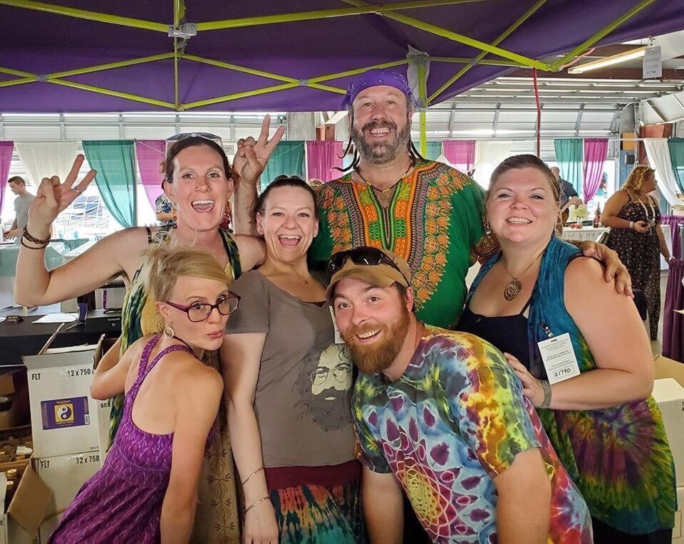 The Festival Crew
